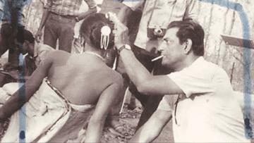 Satyajit Ray Negatives
