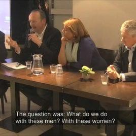 14. Did the Dutchbat leaders fail in Srebrenica?