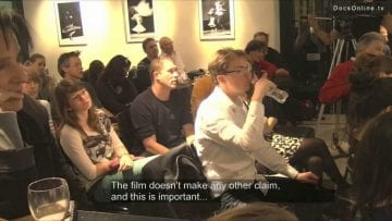 20. Critical comment on documentary about Milosevic and Serbian camps