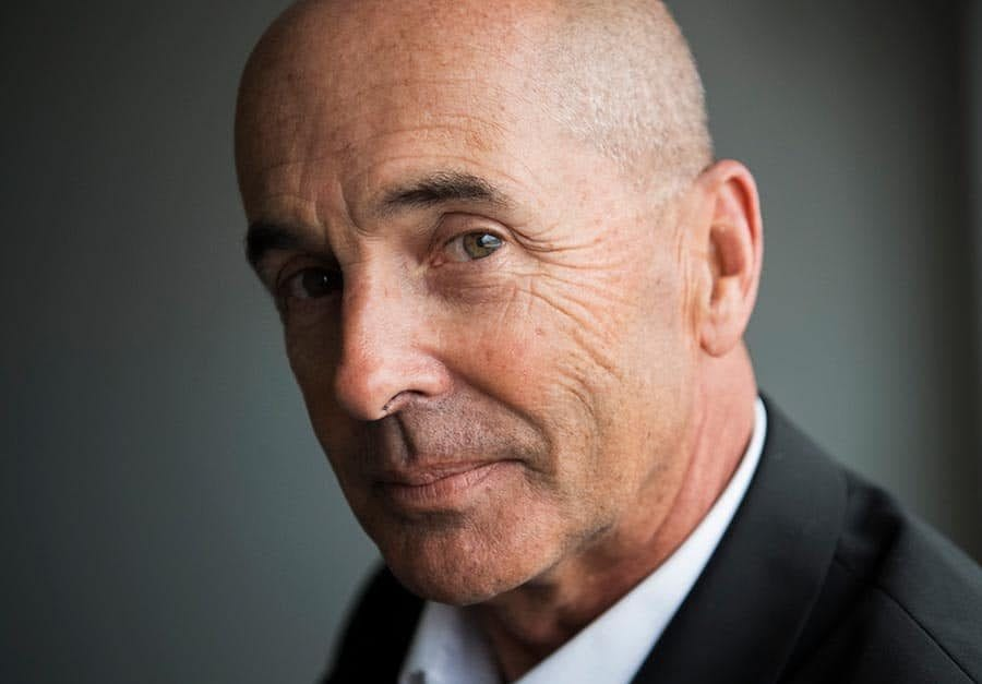 Don Winslow, Author of The Cartel