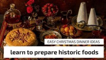Cooking Pig Shoulder –  a famous Medieval Recipe