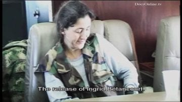 Ingrid Betancourt, the documentary