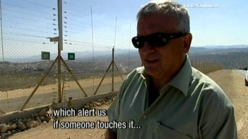 Interview Neazh Mashiah – Director Israeli Separation Barrier project