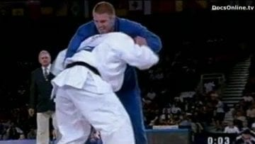 Judo match Sonnemans –  Olympics 1996