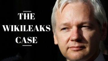 Julian Assange – The Wikileaks Case