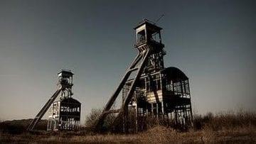 Poverty in former coalmine area, Belgium