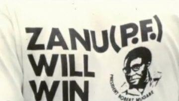 Robert Mugabe and the Zimbabwean Gukurahundi