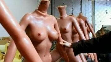 The making of Real Dolls