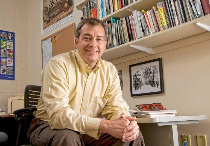 Psychologist James Waller