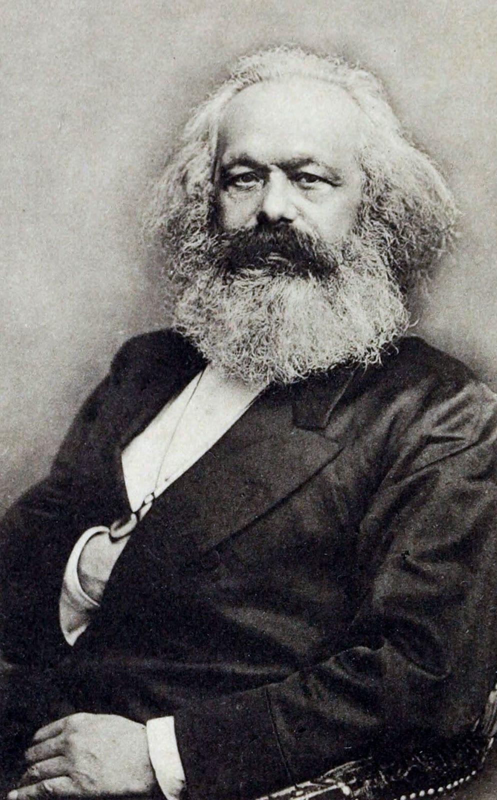 Karl Marx - 1870