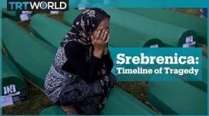 Srebrenica Timeline