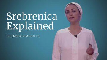 Srebrenica explained