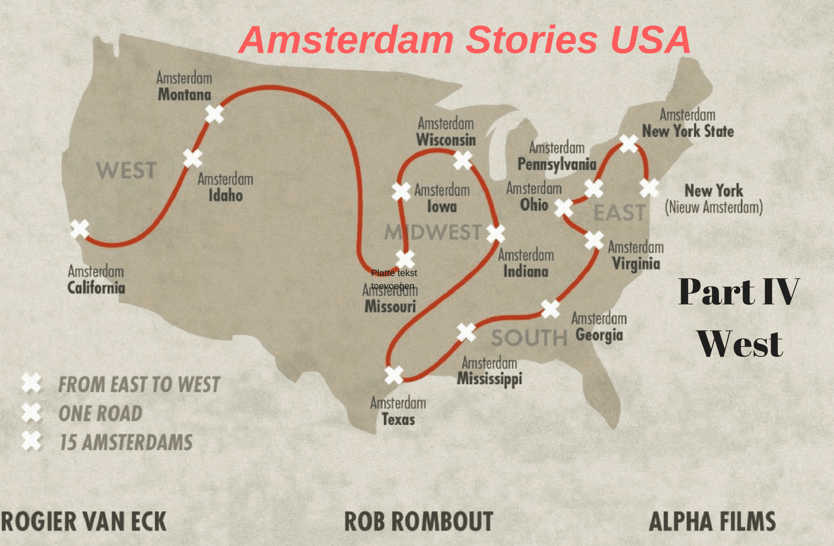 Amsterdam Stories USA IV