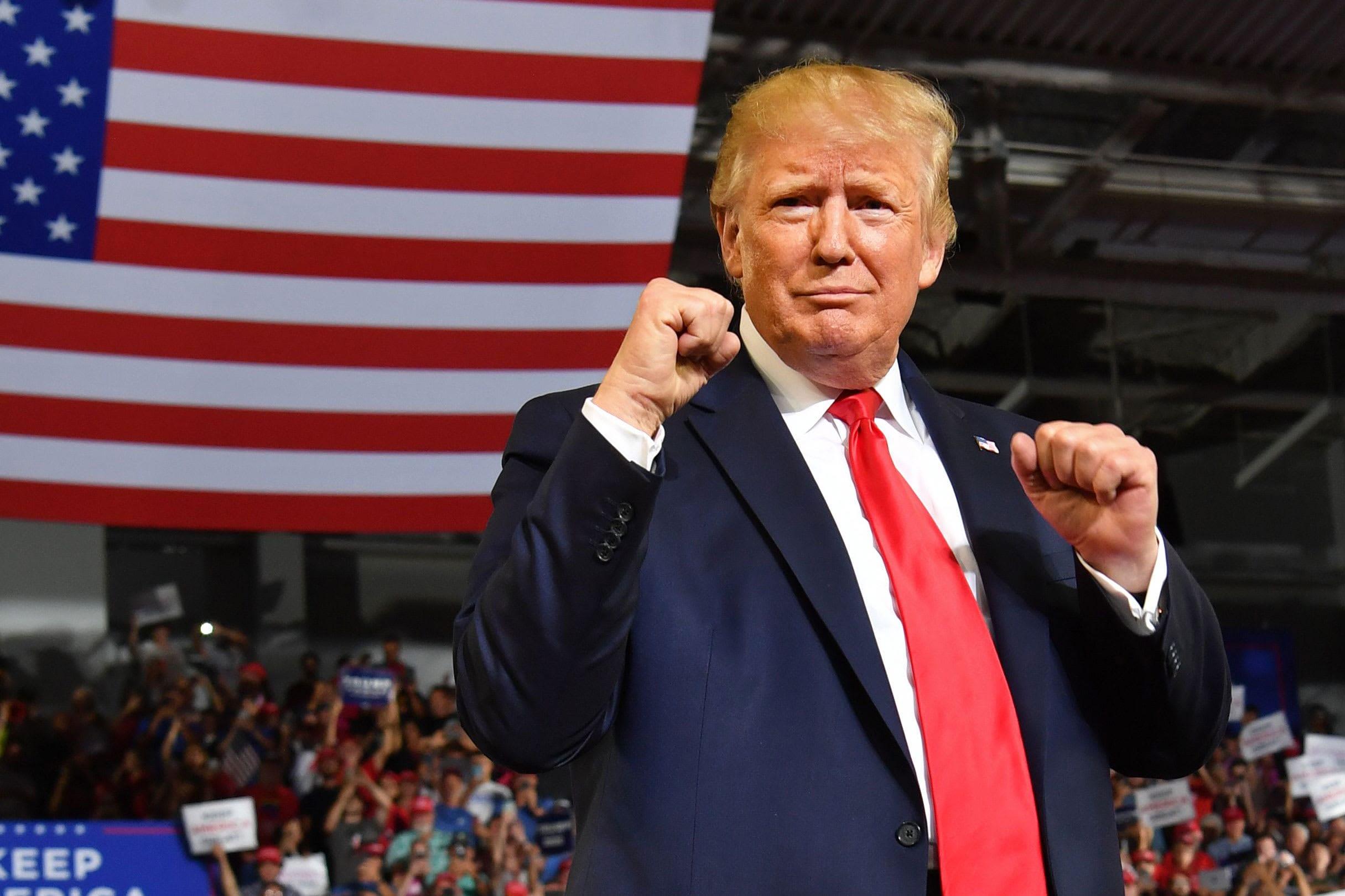 2020 elections trump