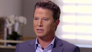 Billy Bush Speaks out – Access Hollywood Tape