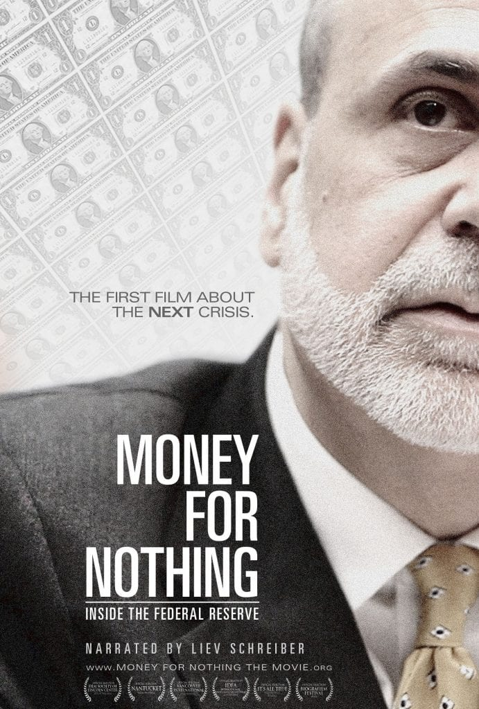 Documentary Money For Nothing - Inside The Federal Reserve