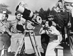 documentary The wonderful horrible life of leni riefenstahl