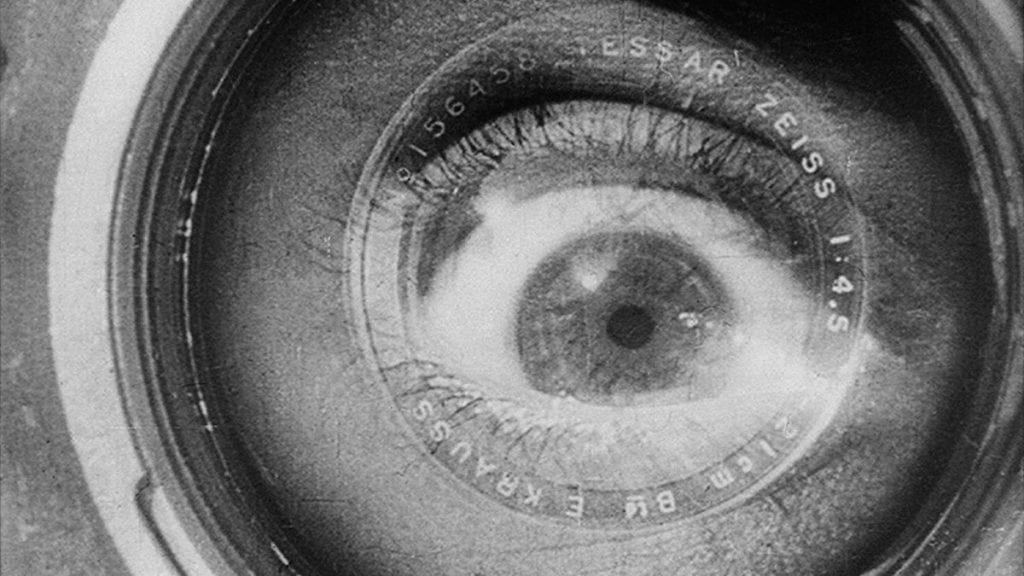Man With A Movie Camera - the best documentary in the history of documentary